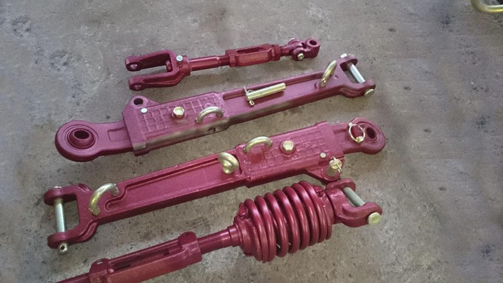 Навесное оборудование и комплектации